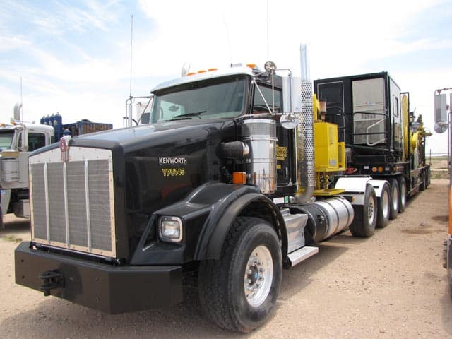 2012 KENWORTH T-800 Quad Axle