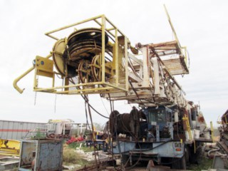 WILSON 65 Drilling Rig