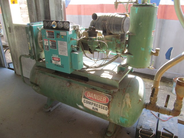 25HP Air Compressor