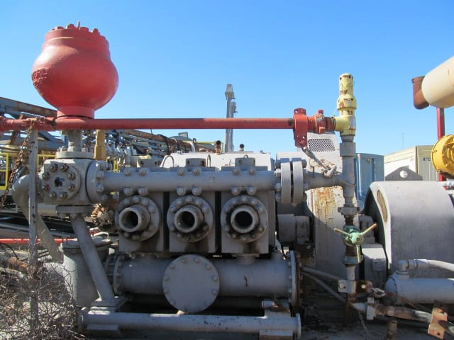 WEATHERFORD MP-10 Triplex Pump