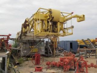 IRI/CABOT 900 Drilling Rig