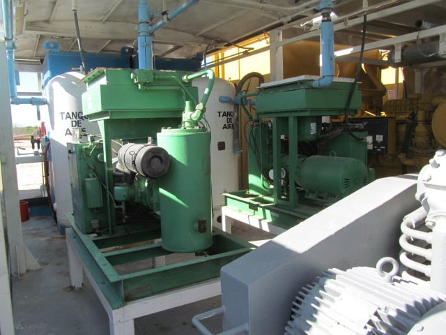 (2) SULLIVAN PALATEK Air Compressors