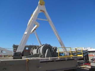 DRECO 25'H Slingshot Substructure