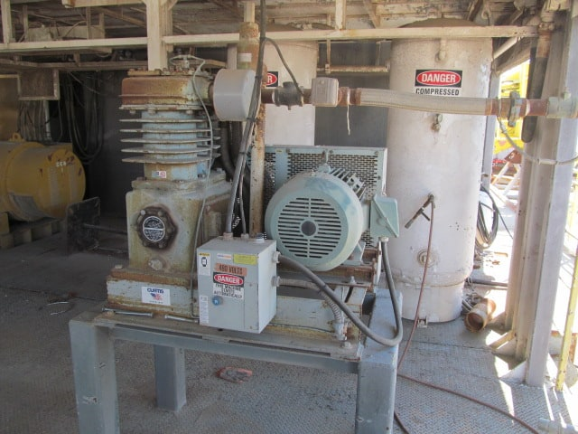 CURTIS 25HP Air Compressors