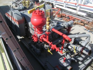 CONT.EMSCO FB-1300 Triplex Pumps
