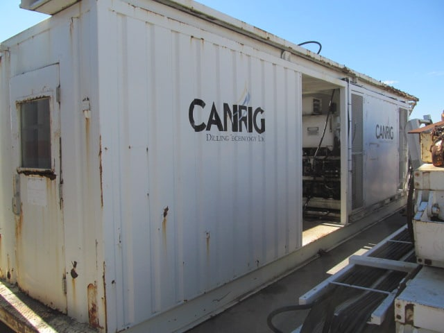 CANRIG Control House