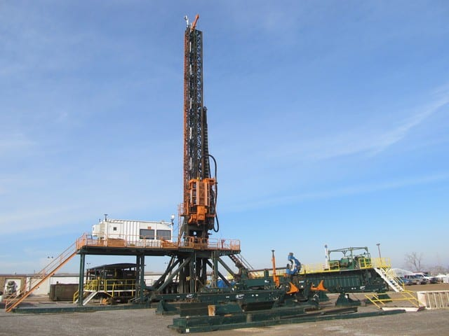2008 AMERICAN AUGER VR-500 Drillling Rig – YD2