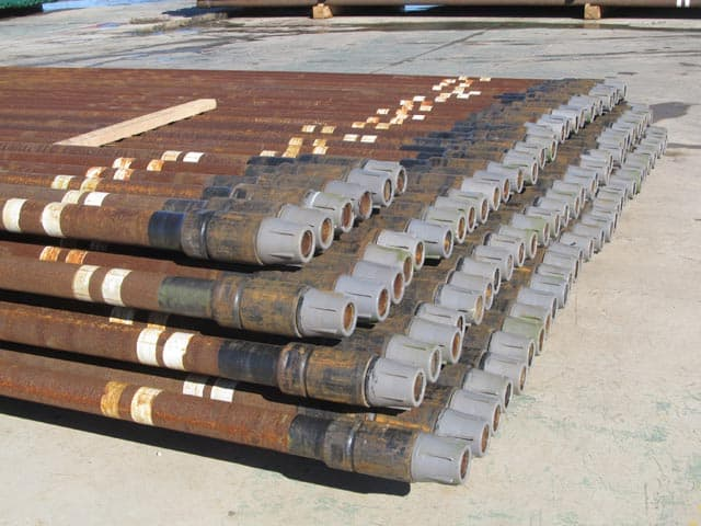 """4"""" X-95 14.00# FH Drill Pipe w/ NOV DWB – YD1"""