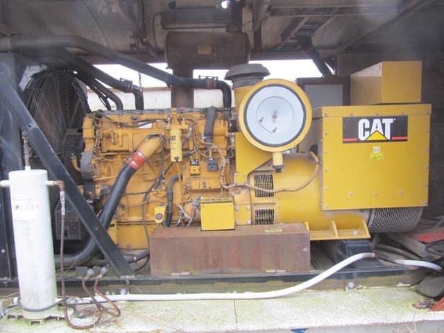(1 of 2) 2008 CAT 500KW / CAT C-18 – YD8