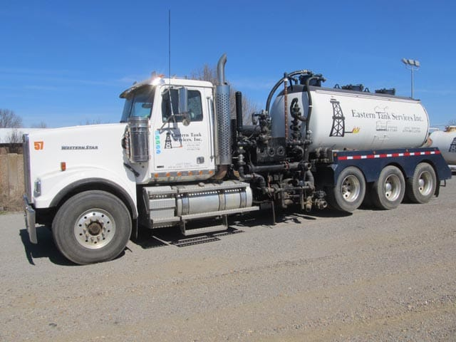 2011 WESTERN STAR Kill Truck/600HP Pump – YD1
