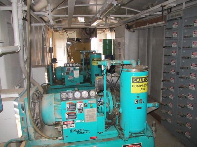 (2) SULLIVAN PALATEK 30DG Compressors – YD2