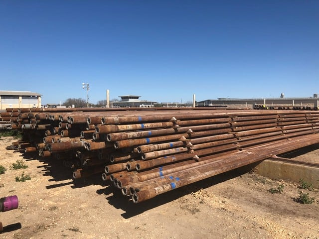 "4"" G & S Rng 3 Drill Pipe"