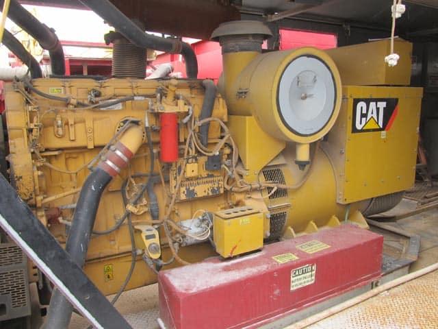 (1 of 2) 2010 CAT SR-4B 545KW Gen – YD11