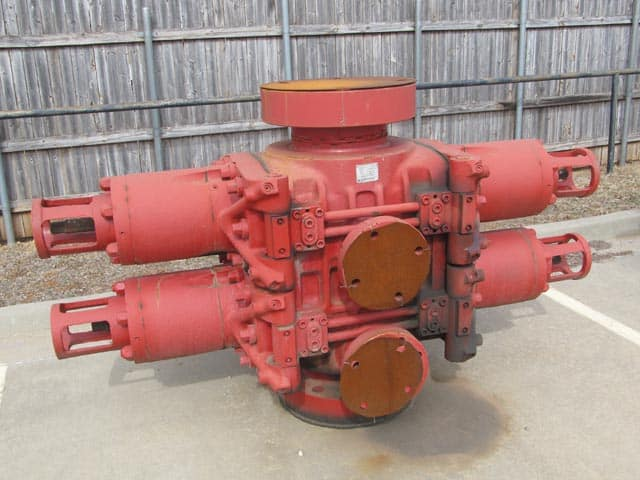 "SHAFFER LWS 11"" 5M BOP Rebuilt w/ Papers – YD1"