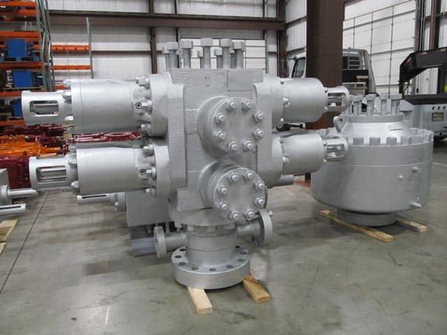 "LWS & SPH Type 11"" 5M BOP's – YD1"