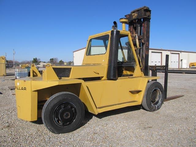 CAT V300B Forklift – YD4