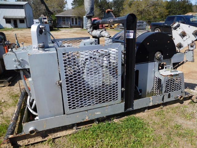 (1 of 2) Electric Wireline Unit – YD5