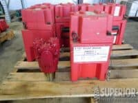 "(10) REED 6-1/4"" R22AP Sealed Bearing TCI's UNUSED"