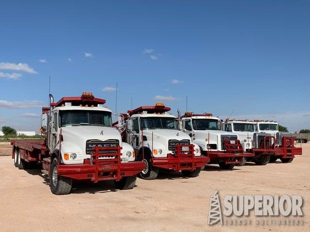Rig Moving Trucks – YD1