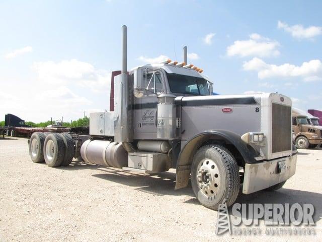 2000 PETERBILT T/A Truck Tractor – YD2