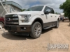 2017 FORD F-150 4WD Lariat