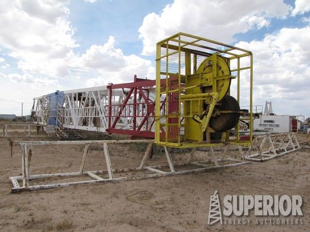 SUPERIOR 131'H Mast – YD5