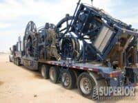 2013 JEREH Coil Tubing Unit w/ ZRT 100K Injector Head – YD1