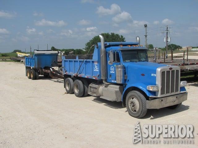 2012 PETERBILT 388 Dump Truck – YD2