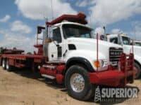 (1 of 2) 2007 MACK CV713 Gin Truck – YD1