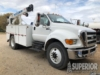 '15 FORD F750 Service Truck – Low Miles!