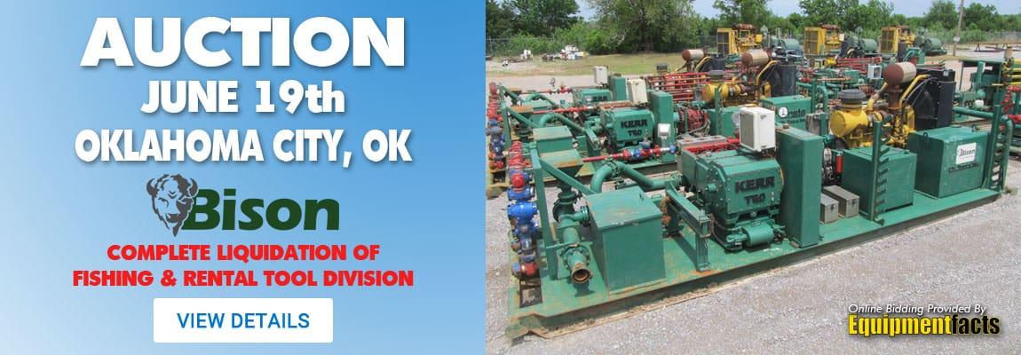 June 19 Auction | Oklahoma City, OK