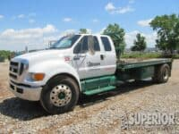 2012 FORD F-650 Roustabout Truck