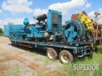Drillmobile w/ S-3.5 Swivle & JWS-340 Pump