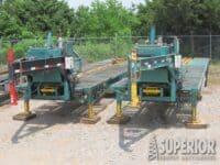 (2 of 4) 2013 FORUM 'Lil' Tripper Hydraulic Catwalks