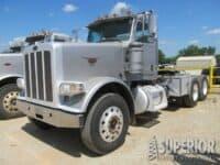 (1 of 17) 2012 PETE 388 Truck Tractors w/ Wet Kits