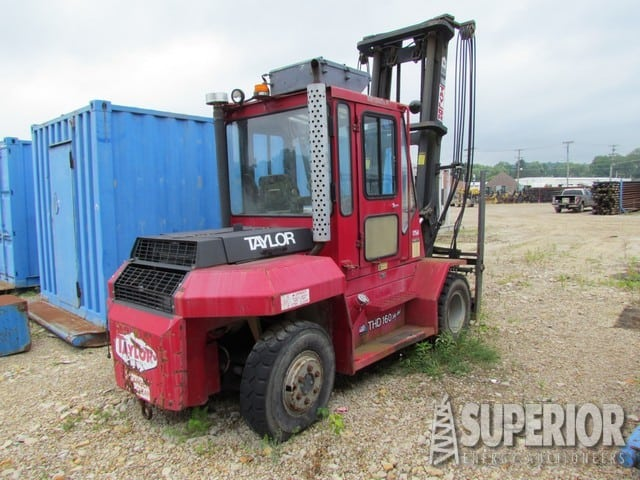 TAYLOR THD-160 Forklift – DY1 YD1