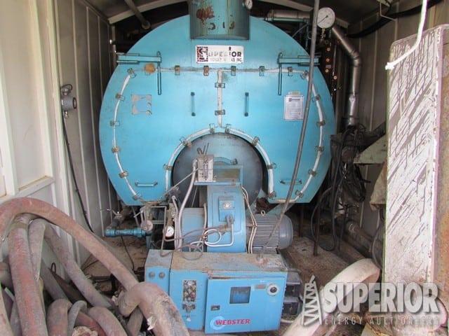 SUPERIOR 8-5-750 Boiler – DY1 YD14