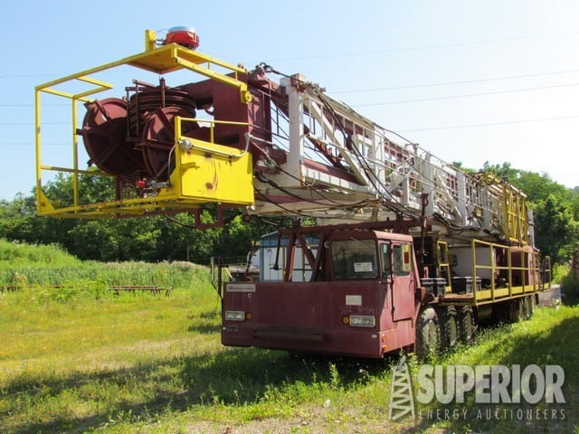 NOV CABOT 900 Drilling Rig – DY2 YD3