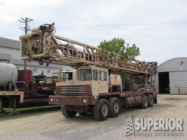 SPEEDSTAR SS-70K Drilling Rig – DY2 YD17