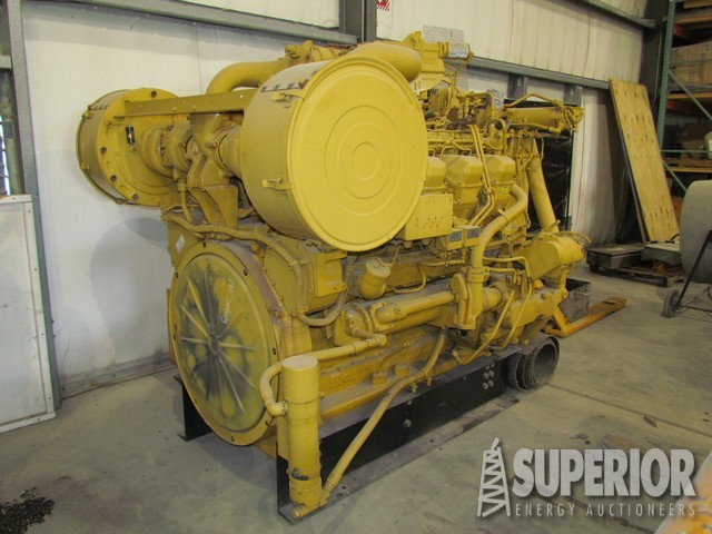 CAT 3508 Engine – DY1 YD1