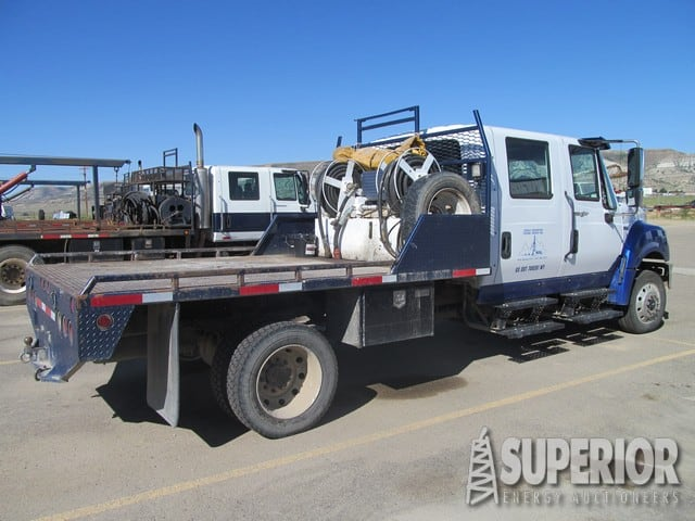 IHC 4WD Tong Truck
