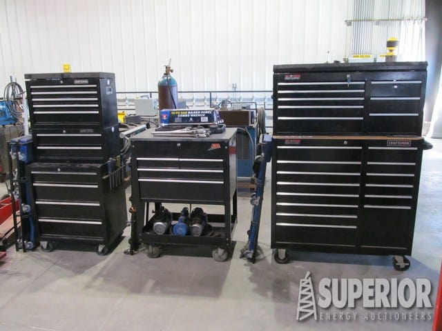 Shop Toolboxes - LOADED!