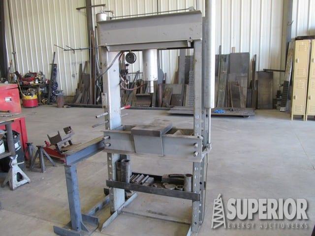 100-Ton Shop Press