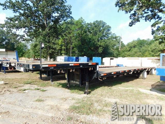 (1 of 8) Drop Deck Spread Axle Trailers – DY1 YD3
