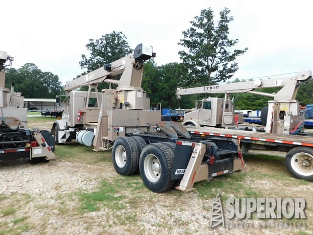 (2 of 3) ALTEC 18-Ton Boom Crane Trucks – DY1 YD3