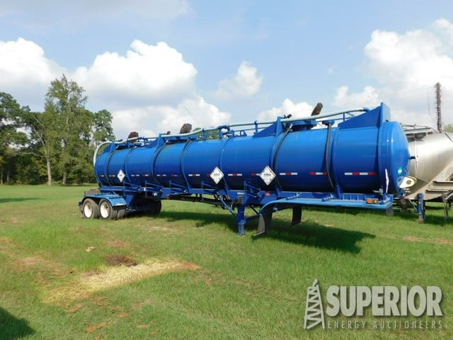 (1 of 8) 5000-Gal Acid Trailers – DY1 YD3