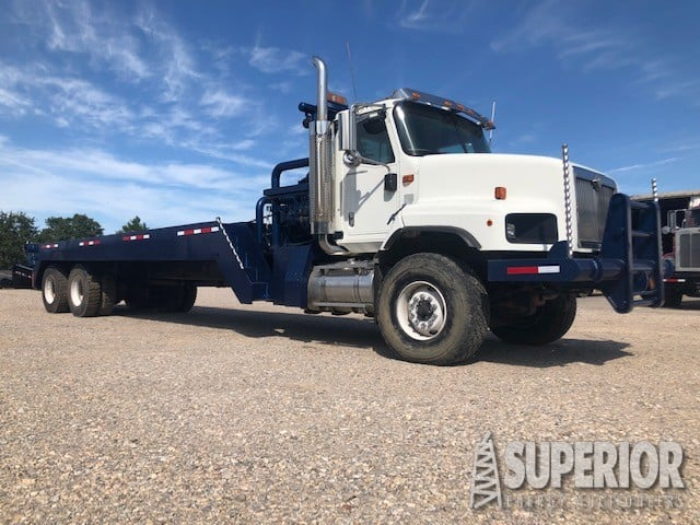 "2007 IHC Paystar 5600 Rig-Up Bed ""PRE-EMISSION"" – DY2 YD1"