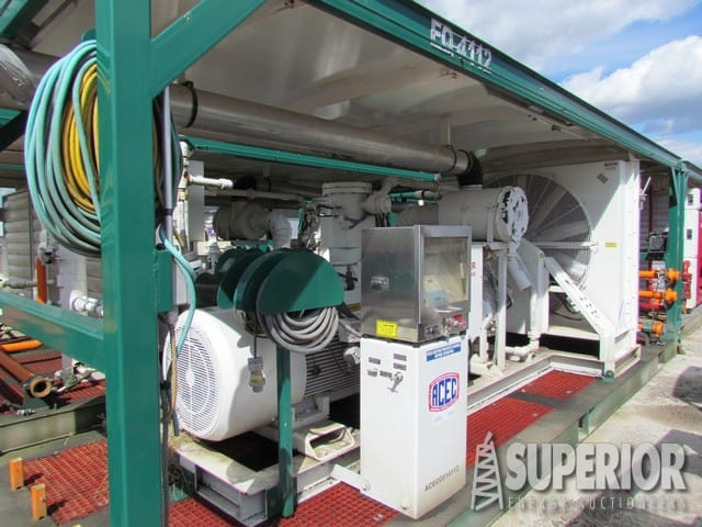 (1 of 5) 2014 SULLAIR 1350/500 Compressors – DY2 YD14