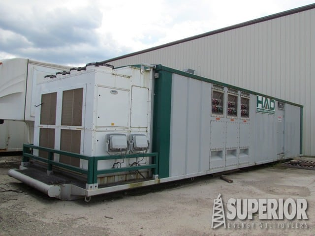 2014 QUALITY MACHINE VFD House – DY2 YD14