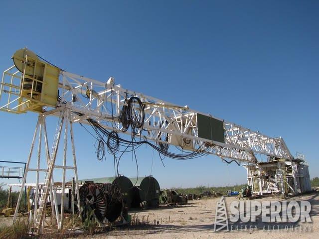 BDW 800 Drilling Rig – DY2 YD16